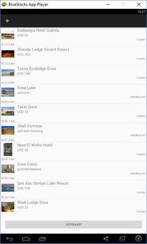 Egypt reiseguide Tristansoft screenshot 3