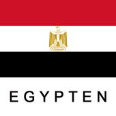 Egypten reseguide Tristansoft icon