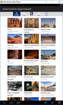 Jordanie Guide de Voyage poster