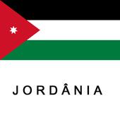 Jordan guia de viagem icon