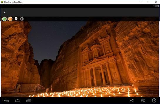 Jordan guia de viagem screenshot 7