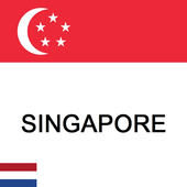 Singapore Reisgids Tristansoft icon