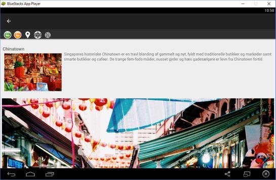 Singapore Rejseguide apk screenshot