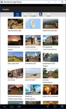 Sri Lanka reisgids poster