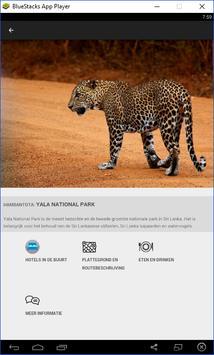 Sri Lanka reisgids screenshot 1