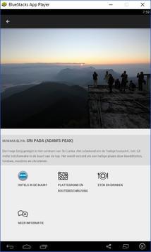 Sri Lanka reisgids screenshot 3