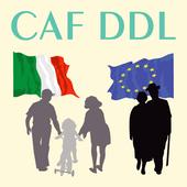 CAF DDL APP icon
