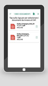CAF DDL APP screenshot 1