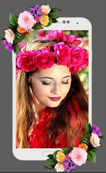 برنامج  تعديل الصور والكتابه عليها تاج الورد apk screenshot