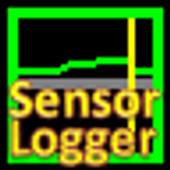 Sensor Logger. icon