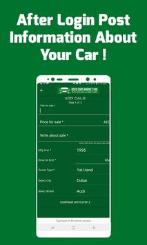 Used Cars Market - UAE screenshot 5