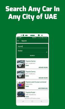 Used Cars Market - UAE screenshot 6