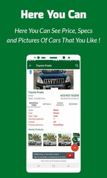 Used Cars Market - UAE screenshot 7
