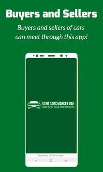 Used Cars Market - UAE poster