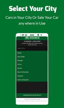 Used Cars Market - UAE screenshot 2