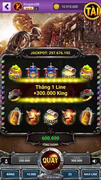 KingSlot - Vua Slot Doi Thuong screenshot 3