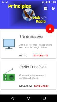 Rádio Princípios screenshot 1
