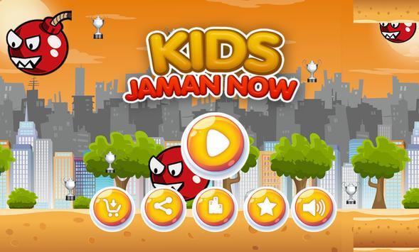 Kids Jaman Now Game screenshot 4