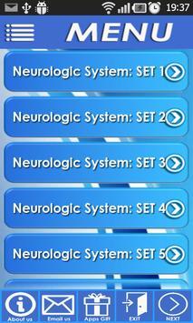 NCLEX Neurologic System Review screenshot 1