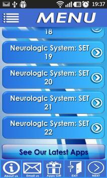 NCLEX Neurologic System Review screenshot 2