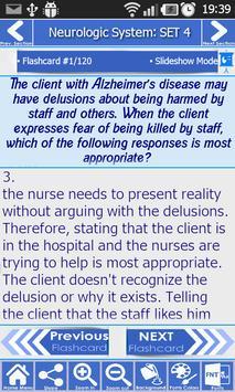 NCLEX Neurologic System Review screenshot 5