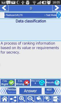 CISA Terminology apk screenshot