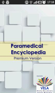 Paramedical Encyclopedia poster