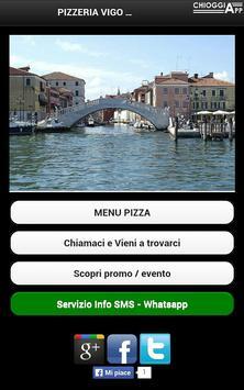 Pizzeria Vigo Chioggia apk screenshot