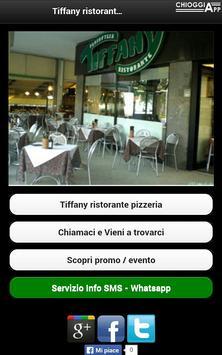 Tiffany Ristorante Pizzeria poster