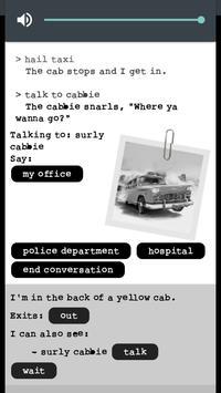 Detectiveland poster