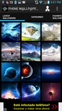 Cell Phone Wallpapers HD apk screenshot