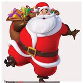 Santa Claus Video calling Free icon