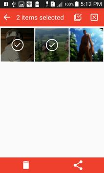 Anime video to photo apk screenshot