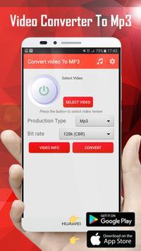 Video converter to Mp3 screenshot 1