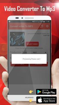 Video converter to Mp3 screenshot 2