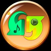 Video To Mp3 Converter - Clip Converter Mp3 icon