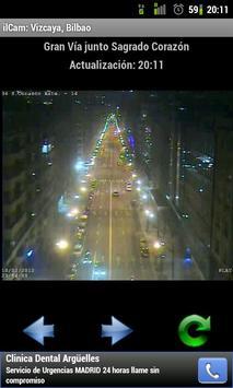 Ilcam ES (Traffic Cameras) apk screenshot