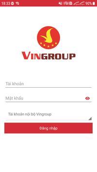 Vingroup LMS screenshot 1