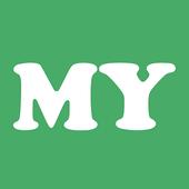 MyPlace.kz: Найти ресторан, кафе, бар в Алматы icon