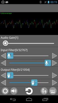 Microphone Amplifier apk screenshot