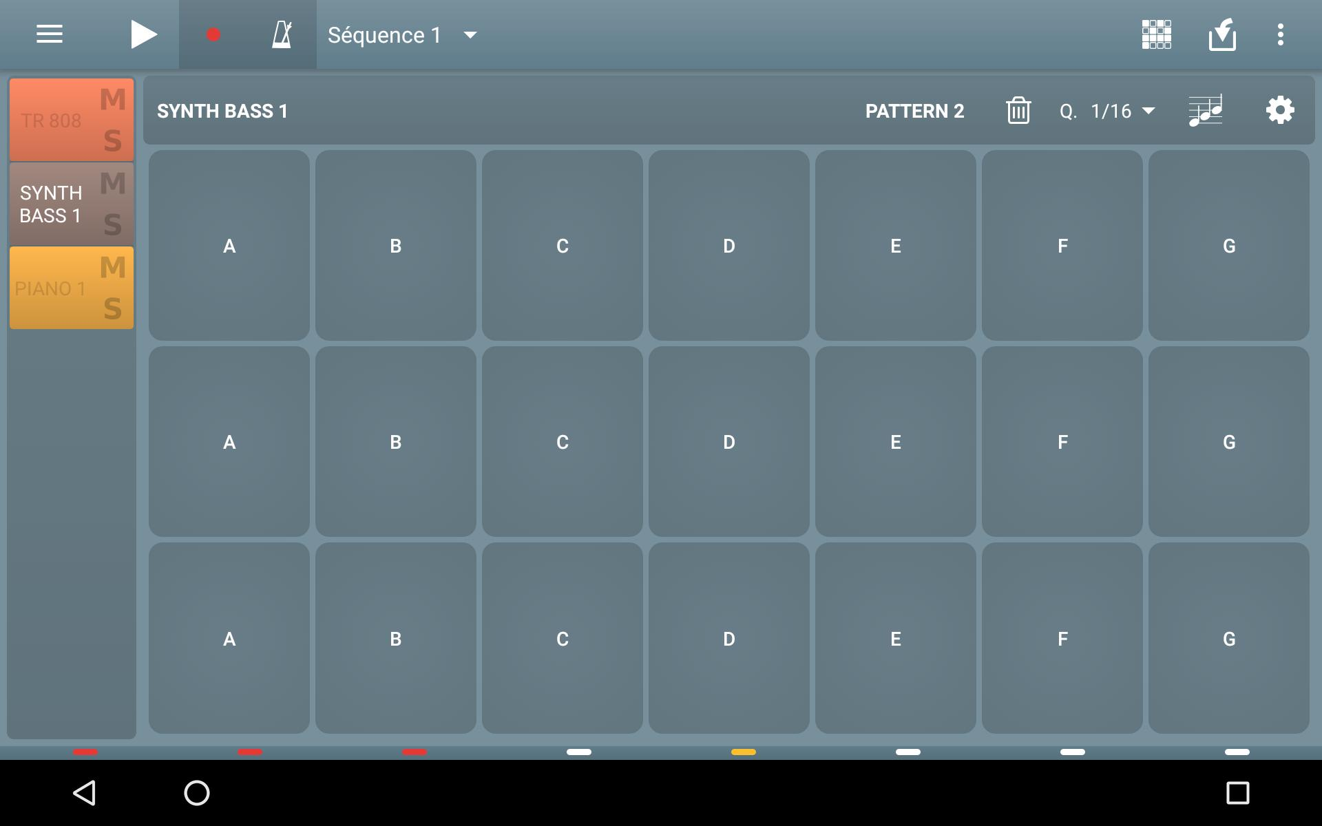 MIDI Sequencer for Android - APK Download