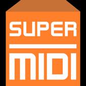 Super MIDI Box أيقونة
