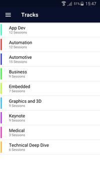 Qt World Summit 2017 - Official Conference App screenshot 4