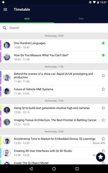 Qt World Summit 2017 - Official Conference App screenshot 13