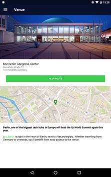 Qt World Summit 2017 - Official Conference App screenshot 11
