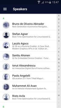 Qt World Summit 2017 - Official Conference App screenshot 3