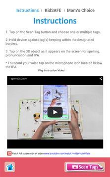 Tagme3D ES Book2 screenshot 10