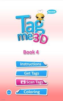 Tagme3D ES Book4 screenshot 1