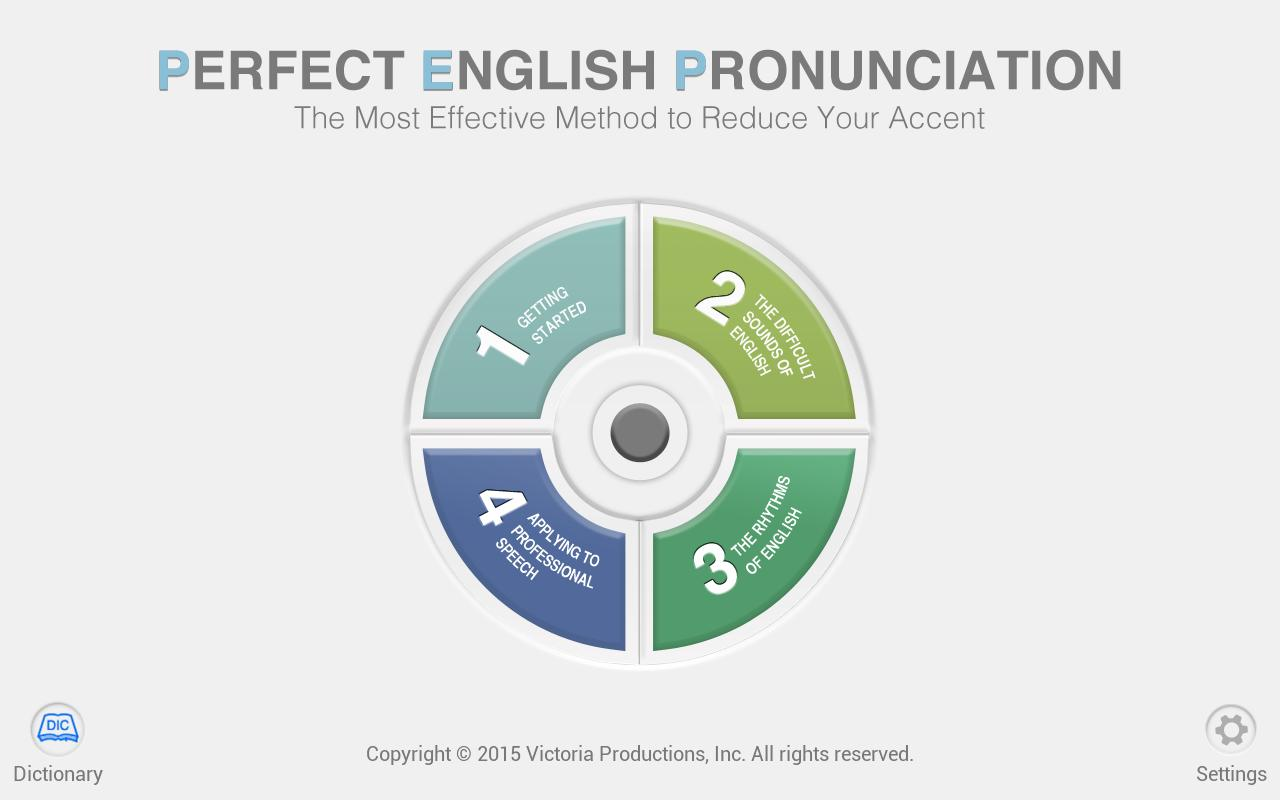 Perfect English Pronunciation for Android - APK Download