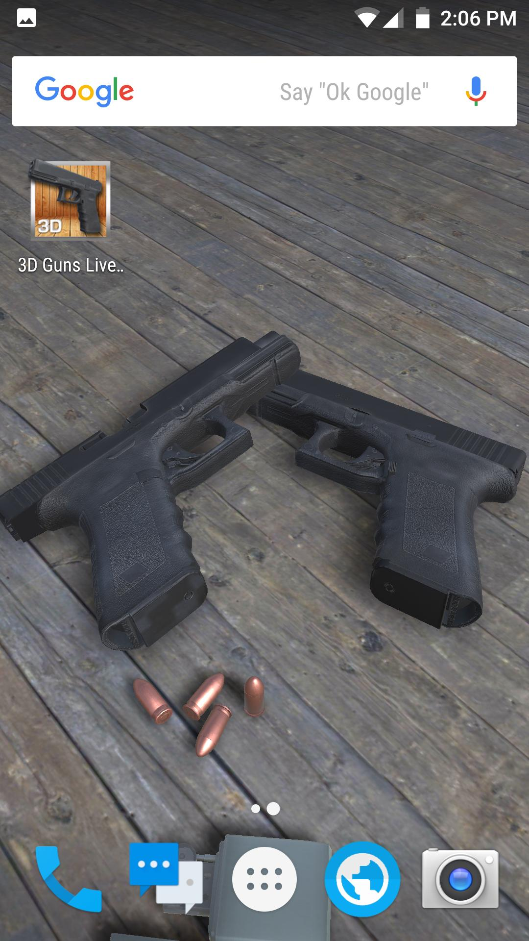 3D Guns Live Wallpaper HD for Android - APK Download